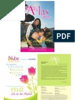 Revista Alas Mujeres Mayo 2012