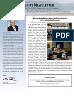 Rep. Jordan Newsletter April 2012