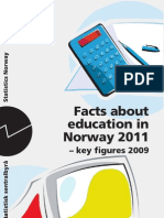 Education facts about Norway