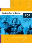 Youth Policies Norway