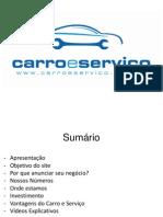 CarroEServiço_Apresentação
