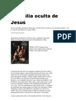 A família oculta de Jesus