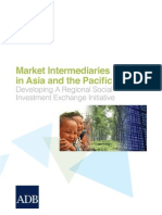 Market Intermediaries