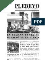 El Plebeyo - Mayo 2012