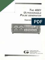 4001 Manual