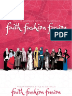 Faith, fashion, fusion :