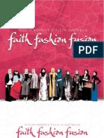 Faith, fashion, fusion :