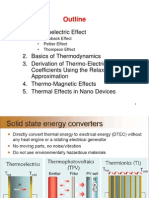 ThermoElectricEffect