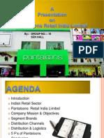 pptofpantaloons2007format-12671138923444-phpapp01