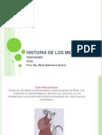 HISTORIA DE LOS MEDIOS - Clase 5 Ucal