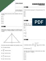 Simulado Chromos (05-05-2012) - Matemática