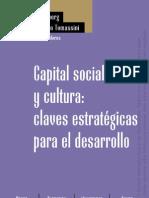 Capital social Kliksberg
