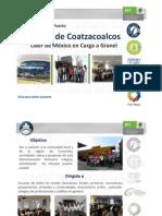 Visita Guiada API Coatzacoalcos