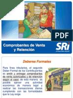 COMPROBANTES DE VENTA