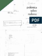 02 - Adorno - Polemica Sobre El Realismo (28 Copias)