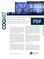 How to Generate Greater Value from Smart Meter Data