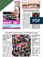 ENTRE MUJERES  Nº 02  - Noviembre 2011