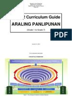 Araling Panlipunan - AP Grade 1 and 7 Revised Twg Feb 18