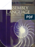 Assembly Language For x86 Processors Sixth Edition Irvine