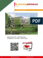 Brochure Nijenheim 3277, Zeist