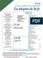 Semanario Católico Alfa y Omega. nº 785. 10 Mayo 2012