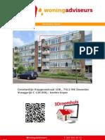 Brochure Constantijn Huygensstraat 108, Deventer