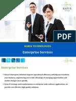 Enterprise Services Solutions
