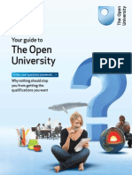 Your Guide to the Open University