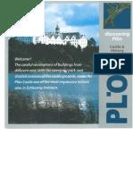 Plön Schloss englisch Ansicht