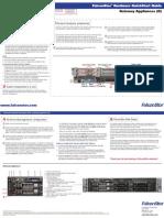 QSG Gateway Appliances R710 G