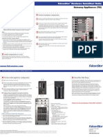 QSG Gateway Appliances Tower T710 TG