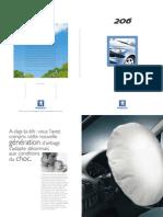 Brochure 206 2001-09 1B0103