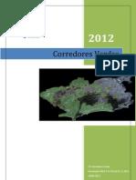 GT CORREDORES VERDES relatório final