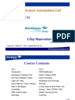 Worldspan Reservation Manual DEC10