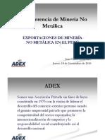 6.- Juan Carlos Siles - ADEX
