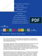 Hilton Family Overview