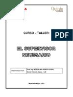 El Supervisor Necesario o Exitoso