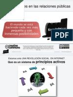 Redes Sociales en Las RRPP #TICsRP