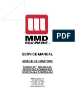 SDG25S-150S-6A Series Service Manual