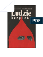 Marat, Stanisław & Snopkiewicz, Jacek - Ludzie bezpieki - 1990 (zorg)
