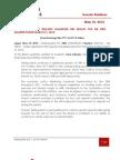 Sterling Bank Earnings Release Q1 2012 Final