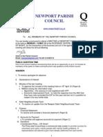 Agenda b Npc 14th May 12