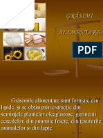 75091817 Power Point Grasimi Aliment Are 2003