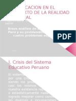 Diapositivas Realidad Nacional Final