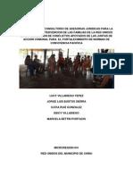 Resumen Proyecto Acceso Justicia