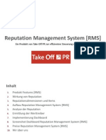 Reputation Management System [RMS)