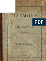 Carl Mangold - Harmony