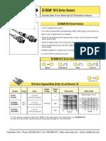 Banner M18 Photoelectric Sensors