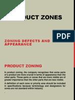 Product Zones