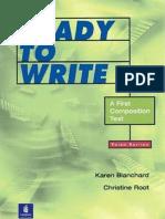 Ready to Write